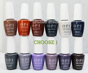 OPI Soak-Off GelColor HOLLYWOOD Collection 2021 Spring Gel Polish CHOOSE ANY