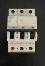 Siemens-linea Interruttore LSS backup sportello automatico - 5sy6350-7 - c50 MCB