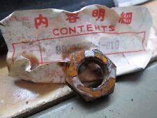 NOS Honda OEM Alternator 14mm Lock Nut A 1979 1980 1981 1982 CBX 90233-701-010