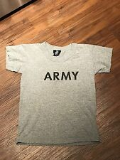 Jr. G.I. Boy's Army Shirt Medium Gray