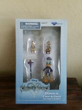 Diamond Select Disney Kingdom Hearts Donald Chip and Dale Action Figure