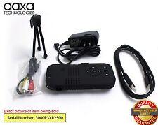 AAXA P3X - Portable, Pocket Sized Projector w/ HDMI Input (Refurbished)