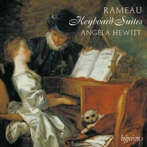 Angela Hewitt - Rameau: Keyboard Suites [CD]