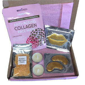 Gift Hamper Pamper Set Collagen Ladies Mum Sister Friend Birthday Christmas