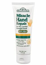 Miracle of Aloe Miracle Hand Repair Cream 4 Oz Lotion