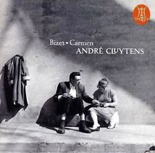 BIZET CARMEN André CLUYTENS Opera in three acts 2CD Vandisc-Belvideo 2002