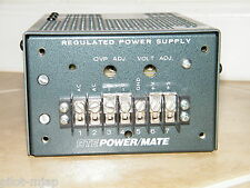 Rte Power Mate Regulated Power Supply, Model # Su-Uni-30B-V, Nos - From Nasa
