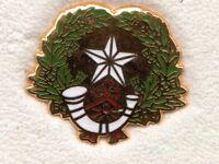 Enamel Lapel Badge Cameronians