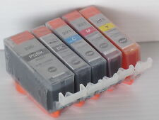 10pk Non-OEM Canon PGI-220 CLI-221 ink cartridges for iP4700, MP540