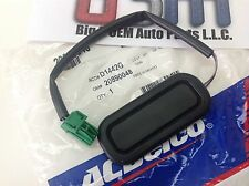 GMC Acadia Saturn Outlook Rear Lift Gate Open / Release Latch Switch Pad new OEM