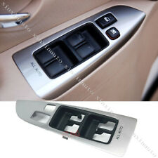 Power Window Master Door Switch Panel Replacemen For 2003-09 Toyota Prado LC120