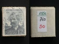 REPUBBLICA 1954 CATALANI USATO DA MAZZETTA 50 PEZZI