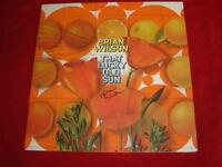 Brian Wilson ~ THAT LUCKY OLD SUN 180 gram vinyl LP AUTOGRAPHED