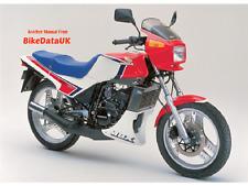 Genuine Honda MBX125F (1984-on) Factory Work-Shop Manual MBX 125 F JC10 ATAC