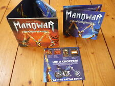 Manowar – The Sons Of Odin LIMITED EDITION EP + DVD / DIGIPAK