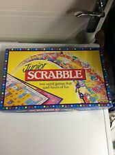 Junior Scrabble Complete Spears Games 1980's Board Game Family Game
