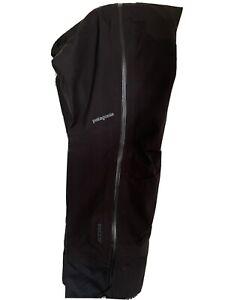 Patagonia GTX Men's Triolet XL Black Pants NWT