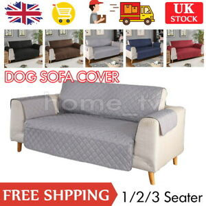 Pet Dog Sofa Cover Furniture Protector Throw Waterproof Sofa Slip Covers Quilted
