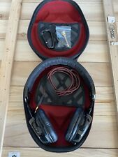V-MODA Crossfade M-80 Vocal On-Ear Noise-Isolating Metal Headphones (Shadow)