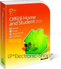 MICROSOFT OFFICE 2010 HOME AND STUDENT 32/64 BIT ESD | Originale Fattura| 1 PC
