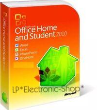 MICROSOFT OFFICE 2010 HOME AND STUDENT 32/64 BIT ESD   Originale Fattura  1 PC