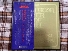 Carla Bley Paul Haines – Escalator Over The Hill - 3LP BOX NM JAPAN OBI Vinyl