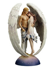 "11.5"" Guardian Angel By Selina Fenech Statue Sculpture Figure"