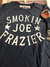 Joe Frazier Roots Of Fight T Shirt Sz Medium New With Tag