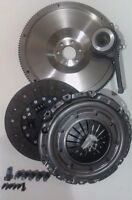 ✅DUAL MASS TO SMF FLYWHEEL, CLUTCH KIT, CSC AND ALL BOLTS VW GOLF MKV 2.0TDI 16V