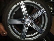 "17"" 4×Leichtmetallräder /Oxigin 18 concave/Bridgestone Adrenalin 215/45R17 91V"