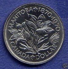 KH058 1970 Canada Non Silver Dollar $1 Coin