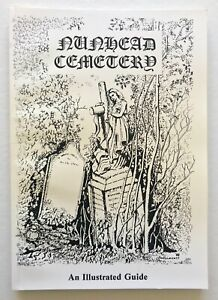 NUNHEAD CEMETERY London 1988 illustrated guide 64 pages inc plan Southwark