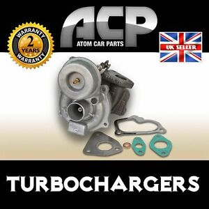 Turbocharger for Vauxhall Agila, Combo, Corsa - 1.3 CDTI. 75 BHP, 55 kW.