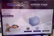 Therapedic Memory Foam Neck Support Pillow