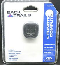 New Bicycle Cycle Computer Back Trails 4 Function Computer SB3