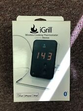 New listing iGrill wireless cooking thermometer for iphone/ipad/ipod iDevices Bluetooth