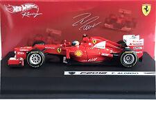 Hotwheels X5522 Ferrari F2012 Fernando Alonso 2nd Formula 1 2012 1:43