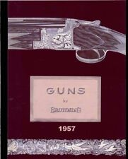 Browning 1957 Shotguns, Rifles and Pistols Catalog