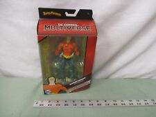 "New Dc Comics Multiverse Aquaman 6"" figure Superfriends Super Friends"