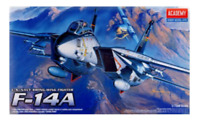 MODEL AIRCRAFT Academy F-14A TOMCAT 1:72 SCALE NEW