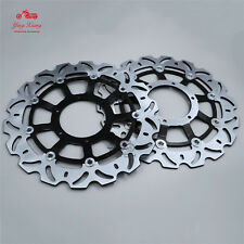 Motorcycle Front Brake Disc Rotor Fit For Honda CBR1000RR Fireblade 2008-2016