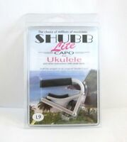 Shubb L9 Lite Lighweight Capo for Ukulele and Small Neck Instruments NEW