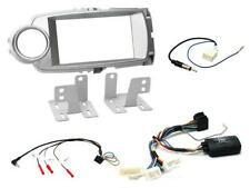 Toyota Yaris 2003-2006 Car Stereo Radio Fascia ISO Aerial Fitting Kit CT23TY01A