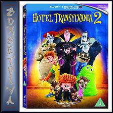 HOTEL TRANSYLVANIA 2 -  Adam Sandler & Selena Gomez*BRAND NEW BLURAY **