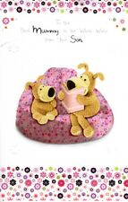 Boofle To Mummy From Son Mother's Day Card Cute Greeting Cards