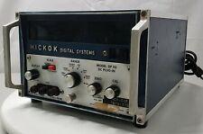 Hickok Digital Systems Dp110 Microvolt Meter