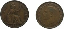 More details for penny king george vi one old penny 1937-1951 - choose your date - scarce dates