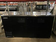 Everest Ebd3 Beer Kegerator Two Section - 3 Kegs Capacity