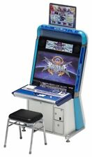 Vewlix Cabinet Arcade Machine Blazblue Central Fiction 1/12 Scale Model Kit