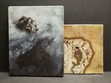 Skyrim Special Edition Steelbook With Map - No Game